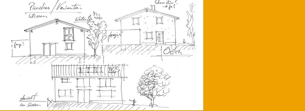 Bauantrag für Ihr Wunschhaus aus Ziegel
